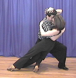 Variation of The Jesus Lunge (Move#44 from Volume II)